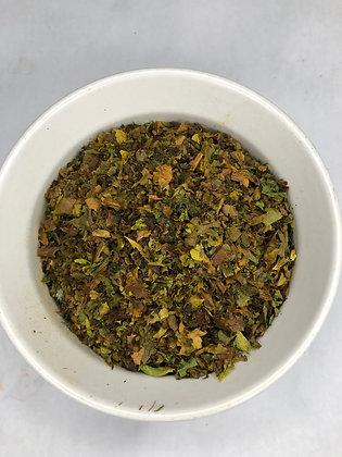 Flavored Kale Tea