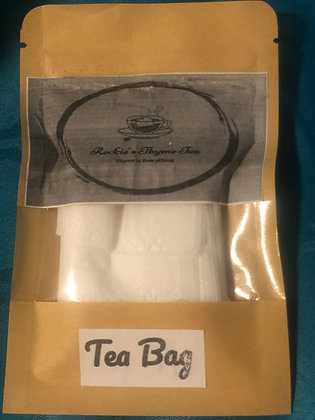 Empty Tea Bags