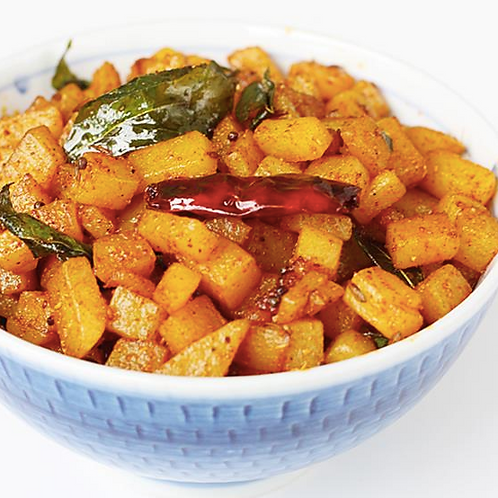 Spicy Roasted Potatoes(V)(GF)