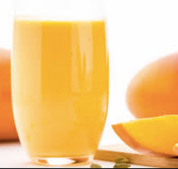 Mango Lassi(GF)- Get it with your dinner!