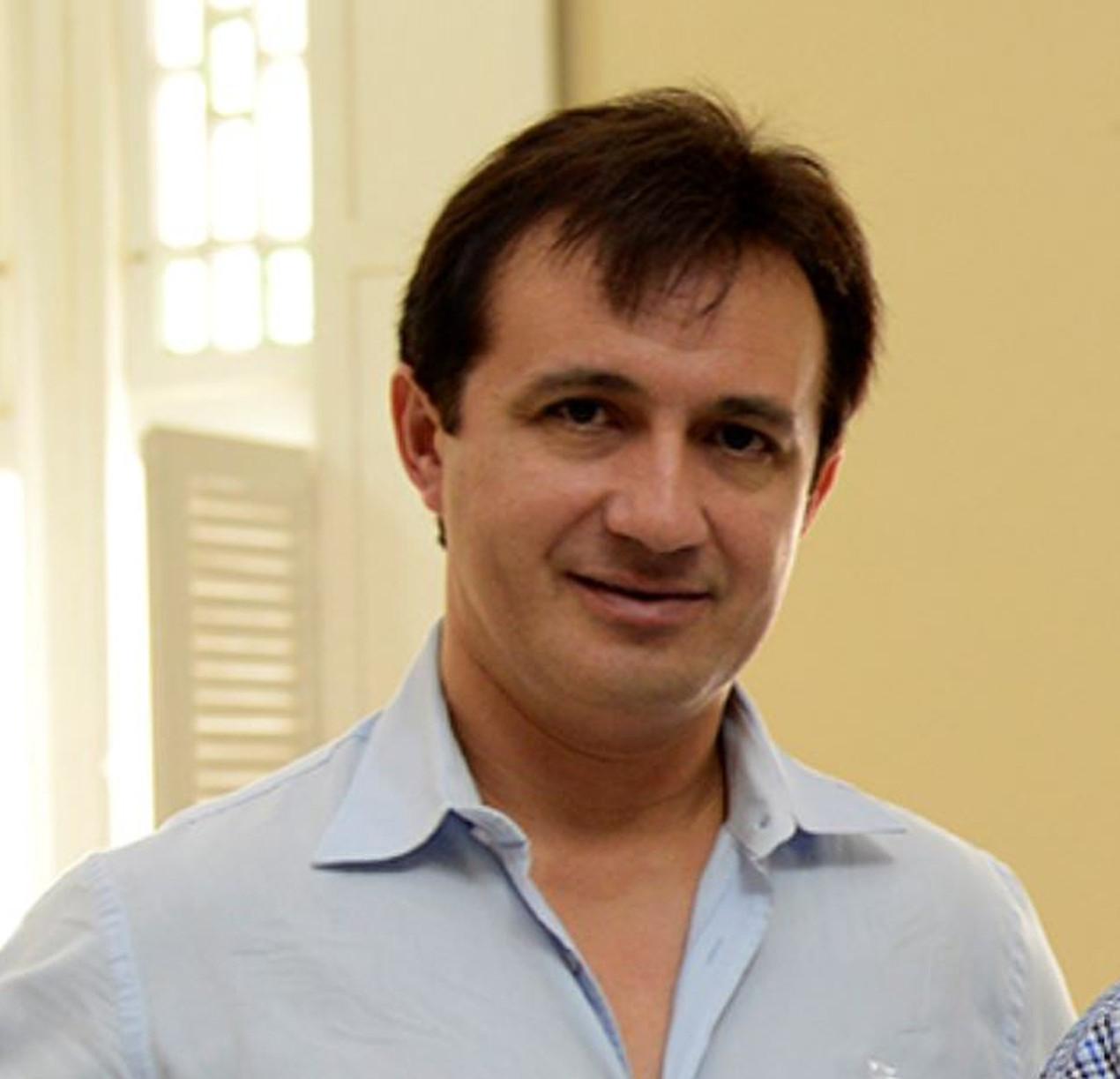 O professor Custódio Almeida foi o mais votado durante consulta pública para reitor da UFC (Foto: Divulgação/UFC)