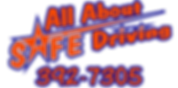 All About Safe Driving  392-7305