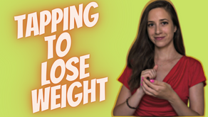 How to lose weight by tapping on your face