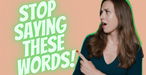 These Two Words Could Be Stopping Your Weight Loss