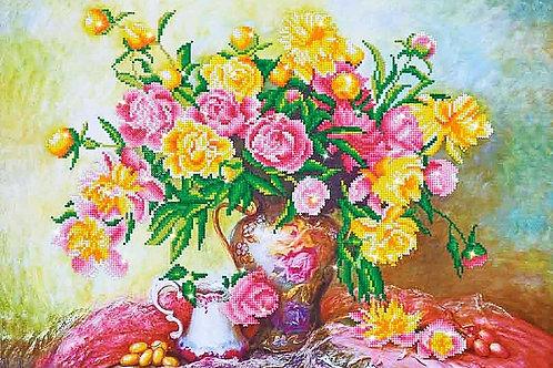 Diamond Dotz Elegant Roses Diamond Facet Art Kit
