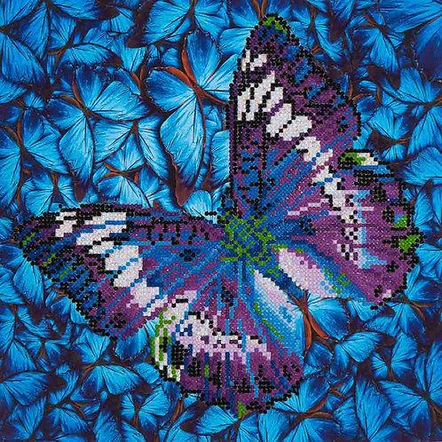 Diamond Dotz Flutter By Mauve Diamond Facet Art Kit