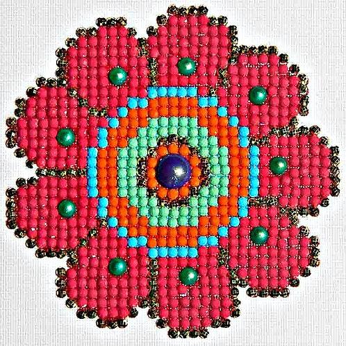 Diamond Dotz Flower Power Diamond Facet Art Kit