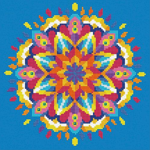 Mandala (Blue)