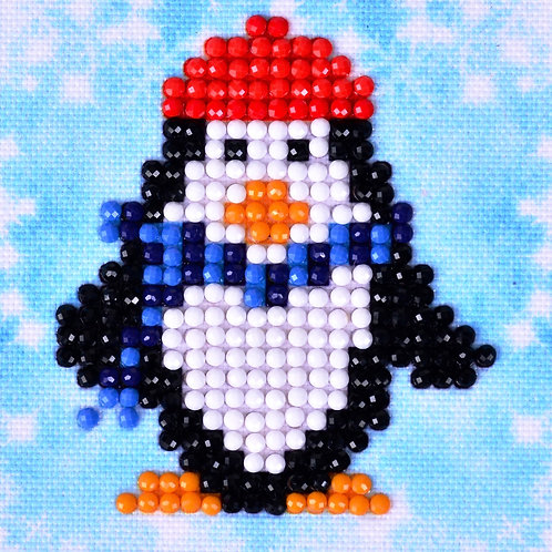 Diamond Dotz Penguin Waddle Starter Kit