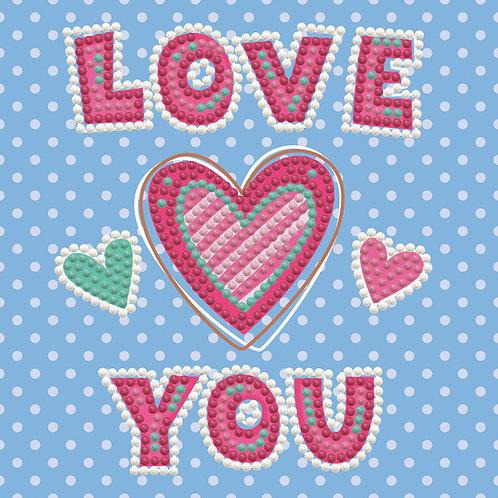 Love You Dotz Box