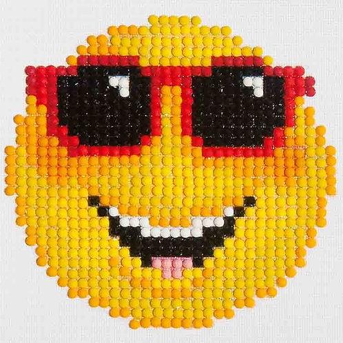 Diamond Dotz Smiling Face Diamond Facet Art Kit