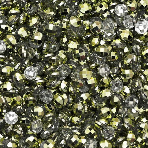 Metallic Light Gold 7008