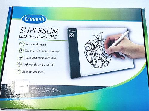 A5 Size LED Light Pad (Upgraded)