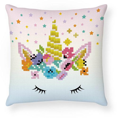 Flower Crown Mini Pillowcase