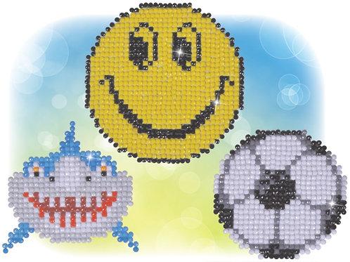 Smile - Stickers