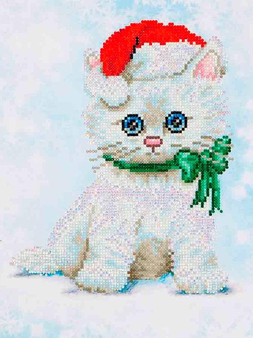 Diamond Dotz Chrissy Kitten Diamond Facet Art Kit