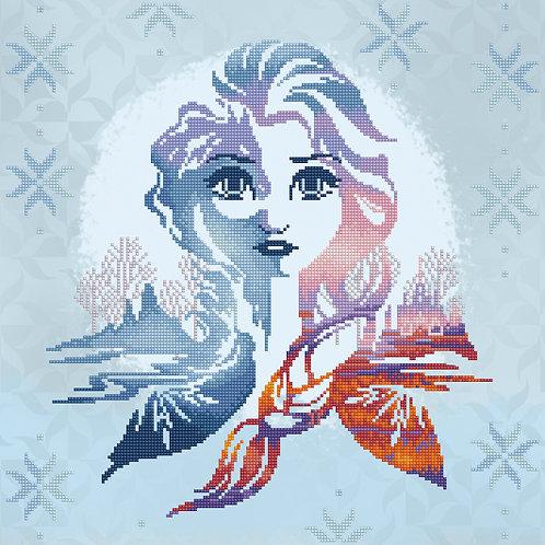 Elsa Silhouette