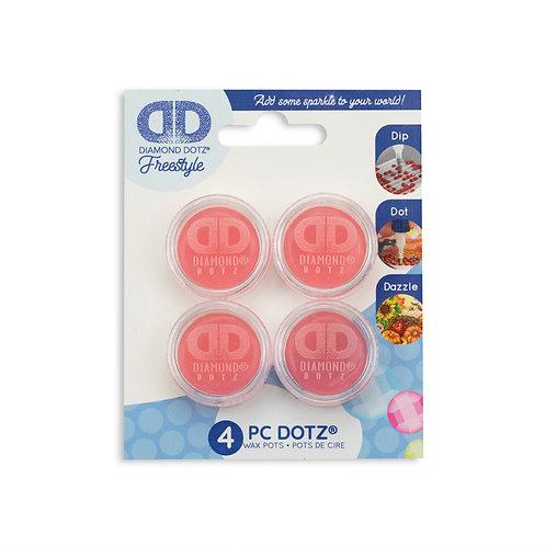 Dotz®Bulk Pack Wax Pots