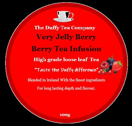Very Berry Jelly