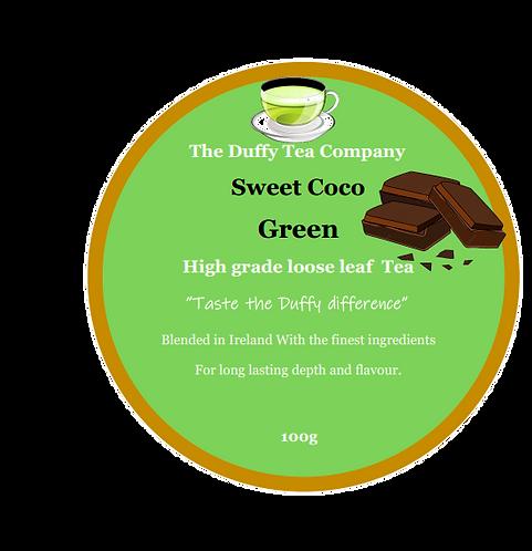 Sweet Coco Green