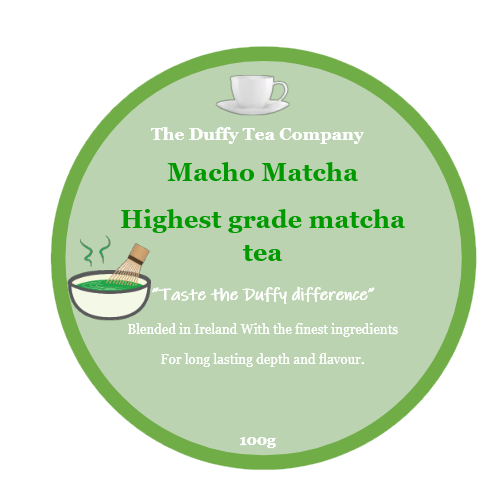 Mighty Macho Matcha