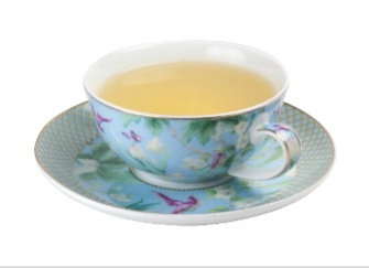 Ciara collection cup and saucers