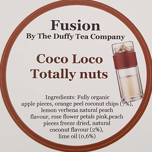 Fusions coco loco totally nuts