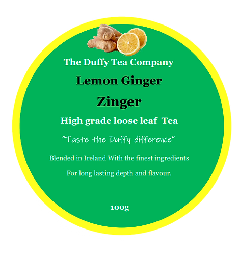 Lemon Ginger Zinger