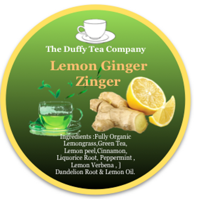 Lemon Ginger Zinger