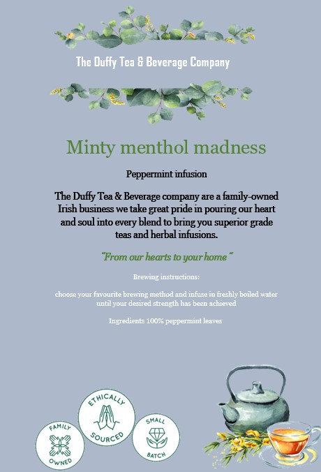 Minty Menthol Madness