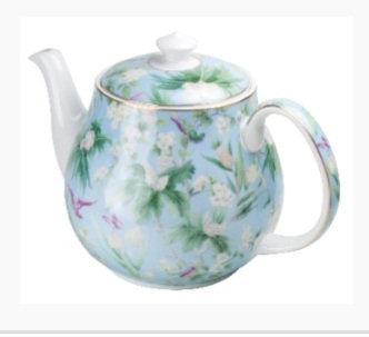 Ciara collection Porcelain teapot