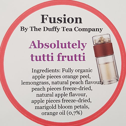 Fusions absolutely tutti fruity