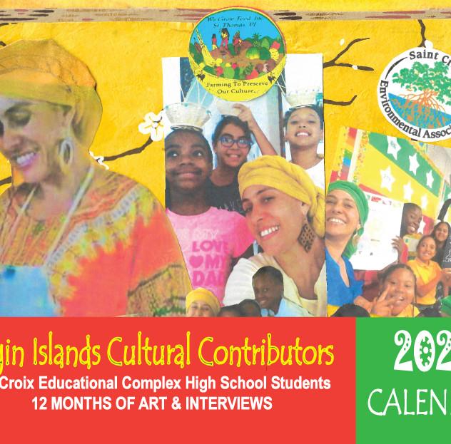 VICC Calendar 2020 Cover