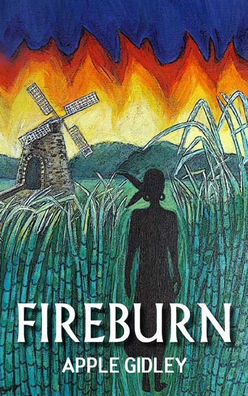 Fireburn: A Novel by Apple Gidley
