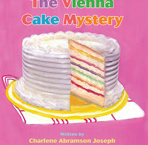 """The Vienna Cake Mystery"" Book Illustrator"