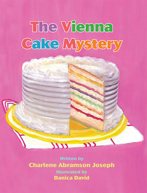 """The Vienna Cake Mystery"" Book Illustrator"