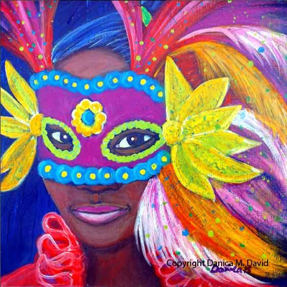 Crucian Masquerader