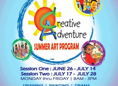CREATIVE ADVENTURE ART 2017