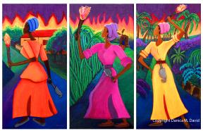 Fireburn  St. Croix: Virgin Islands Queens