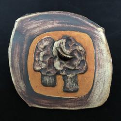 Tree plaque oxide