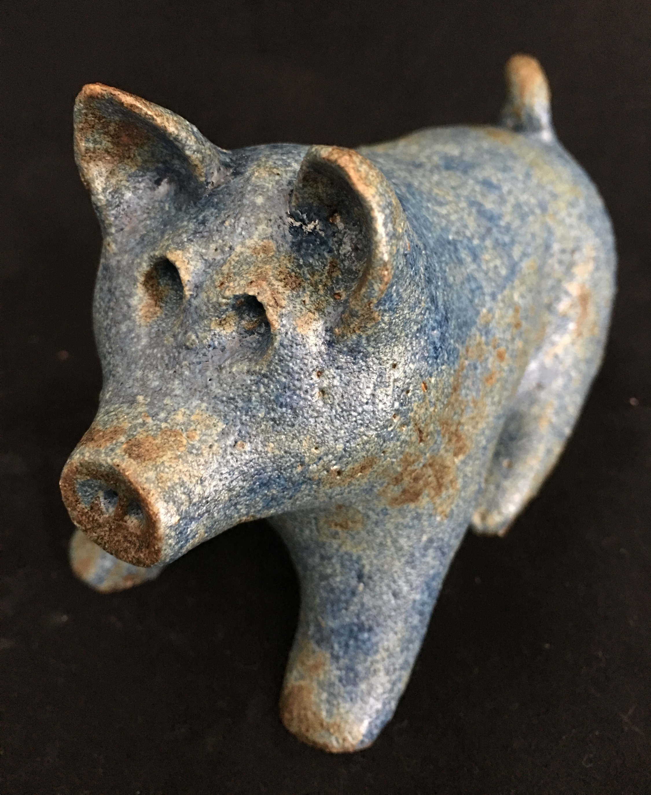 Pig maquette