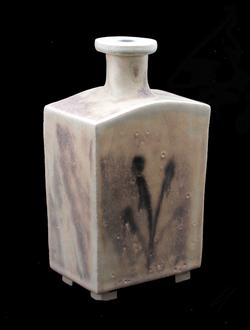 Grey bottle