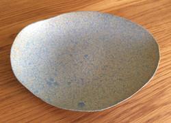 Grey platter