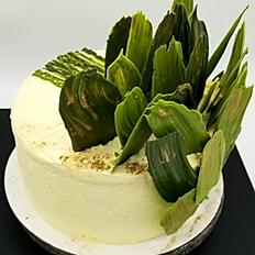 Brush Storks Cake