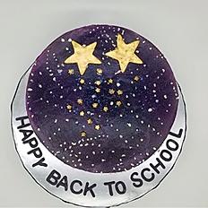 Space & Stars Cake