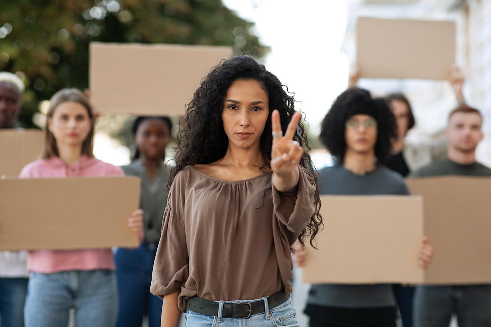 multiracial-group-of-demonstrators-fight