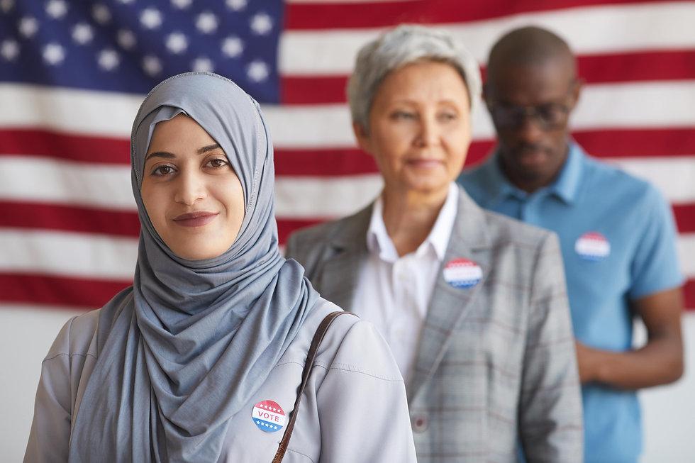 multi-ethnic-voters-background-DYKA79U-m