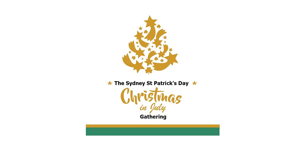 The Sydney St Patrick's Day Christmas in July Gathering
