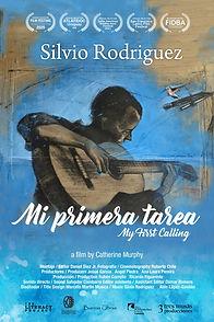 Silvio Mi Primera Tarea afiche.jpeg