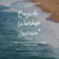 Blue Beach Photo Summer Instagram Post.p